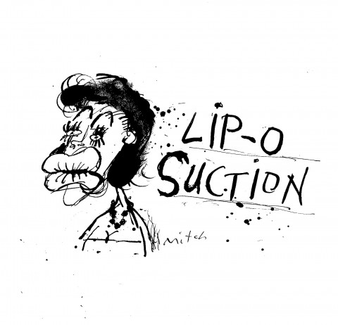 Lip-O-Suction