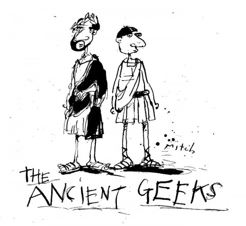 Ancient Geeks