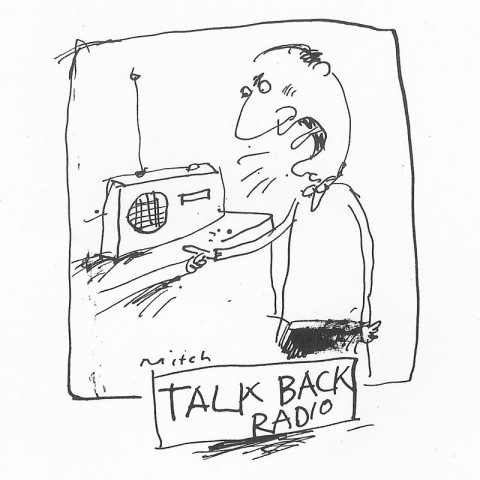 Talk back Radio